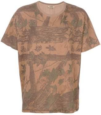 Yeezy tree print oversized T shirt