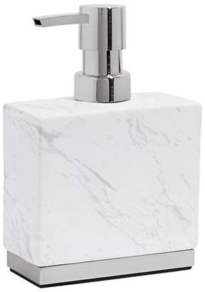 Distinctly Home Ceramic Marble-Look Lotion Dispenser