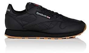 Reebok Men's Classic Leather Sneakers - Black