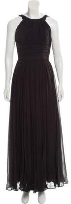 Michael Kors Silk Evening Dress
