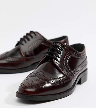 0888897746f4 Asos Design DESIGN Mai Tai leather brogues