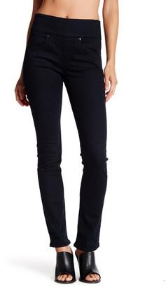 SPANX The Signature Waist Straight Leg Jean $148 thestylecure.com