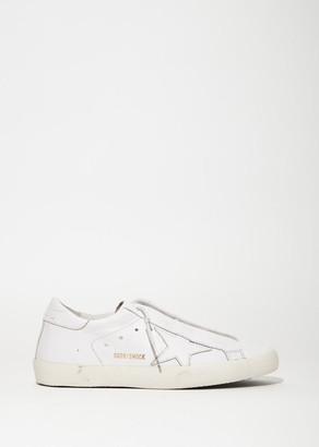 Golden Goose Superstar Sneakers $515 thestylecure.com