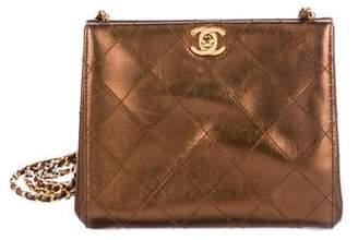 Chanel CC Frame Bag