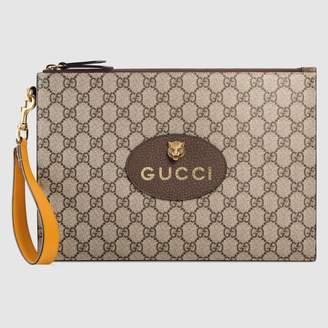 Gucci Neo Vintage GG Supreme pouch