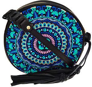 Oryany Embroidered Canteen Bag- Naomi