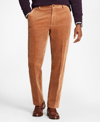 Camel Color Pants Men - ShopStyle