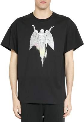 Amen Angel Cotton T-shirt