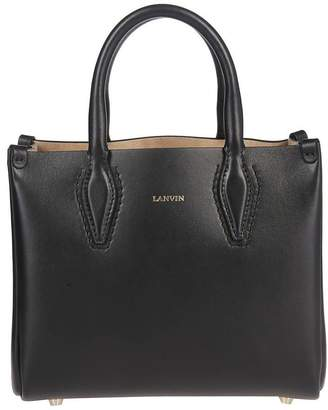 Lanvin Top Handle Tote Bag