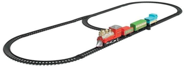 Little Ella James Traditional Miniature Train Set