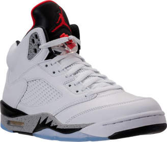 Nike Men's Air Jordan 5 Retro Basketball Shoes