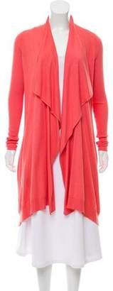 Diane von Furstenberg Cheva Silk-Blend Cardigan