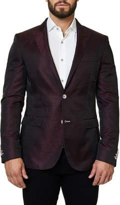 Maceoo Men's Elegance Blazer Jacket