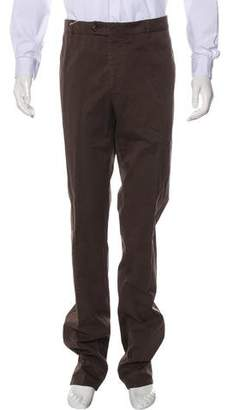 Brunello Cucinelli Flat Front Pants w/ Tags