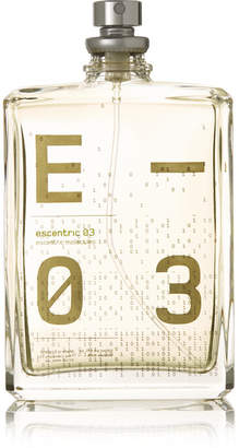 Escentric Molecules Escentric 03 - Vetiveryl Acetate, Mexican Lime & Ginger, 100ml