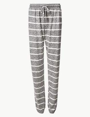 Marks and Spencer Striped Lounge Pyjama Bottoms