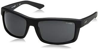 Arnette Men's Corner Man Rectangular Sunglasses