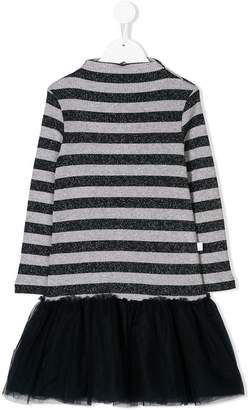 Il Gufo tulle skirt dress