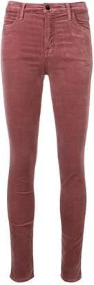 J Brand skim fit trousers