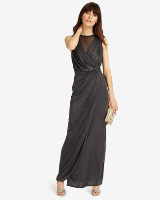 Phase Eight Drape Wrap Maxi Dress