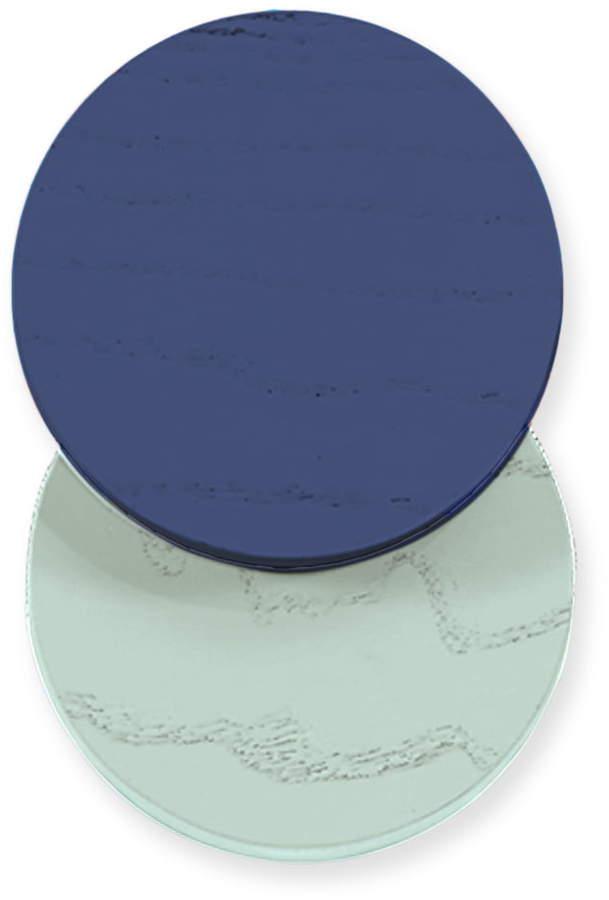 Hartô - Lou Wandhaken, marineblau / pastellgrün