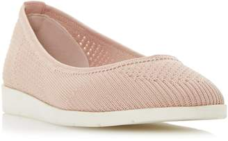 Roberto Vianni LADIES ELLY - Knitted Sporty Sole Flat Shoe
