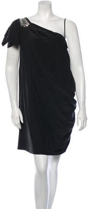 Alice by Temperley One-Shoulder Dress $85 thestylecure.com