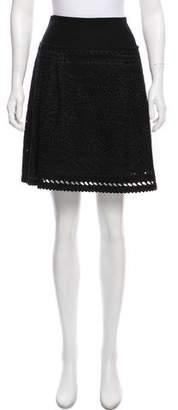 Pringle Wool Knee-Length Skirt