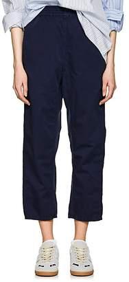 MM6 MAISON MARGIELA Women's Drop-Rise Cotton Pants