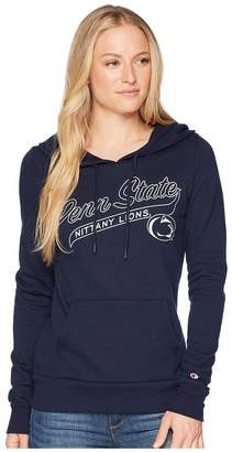Champion College Penn State Nittany Lions Eco University Fleece Hoodie Women's Sweatshirt