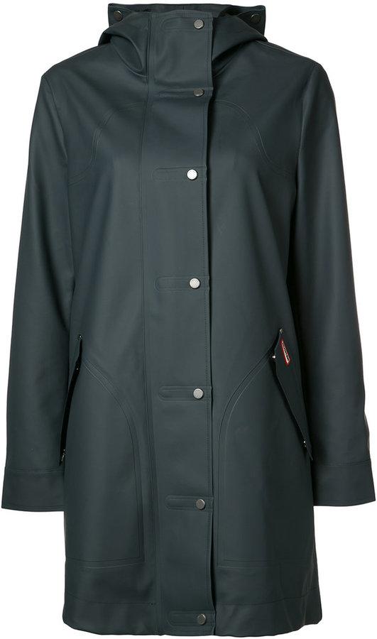 HunterHunter Core hooded hunting coat