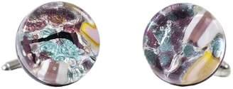 Murano Artisans Glass Cuff Links