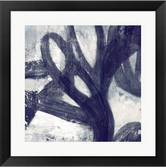 Pi Metaverse Two Rings By Galerie Framed Art