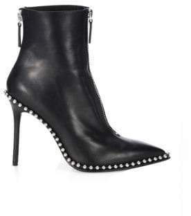 Alexander Wang Studded Leather Booties