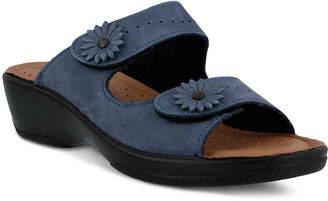 Spring Step Flexus by Faithful Wedge Sandal - Women's