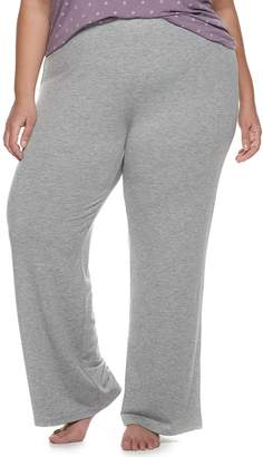 eb66849d0f2bf Sonoma Goods For Life Plus Size SONOMA Goods for Life Pajama Pants