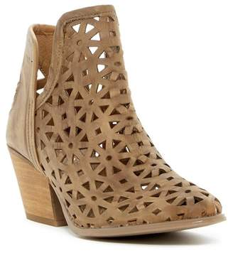 Athena Musse & Cloud Laser Cut Leather Boot
