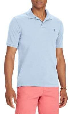 Polo Ralph Lauren Weathered Mesh Polo