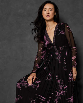 810b55552ae at Ted Baker · Ted Baker PALIYYA The Orient maxi dress