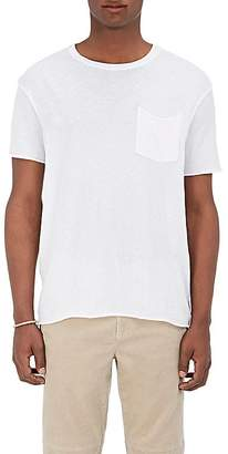 ATM Anthony Thomas Melillo Men's Rolled-Edge Cotton T-Shirt