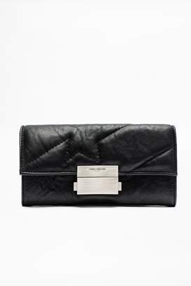 Zadig & Voltaire Compact Large Square Wallet