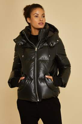 Mackage Miley Leather Coat