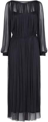 Amanda Wakeley Marta Silk Tulle Midi Dress