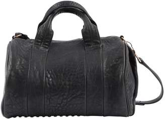 Alexander Wang Rocco Leather Bowling Bag