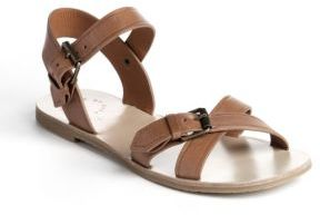Marc by Marc Jacobs Leather Buckle Sandals