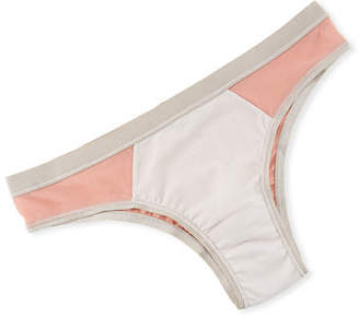 "Cosabella Mixed Mesh ""Minikini"" Cheeky Briefs"