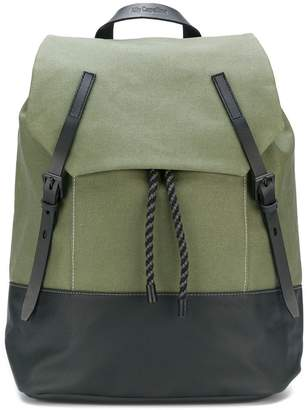 Ally Capellino drawstring backpack