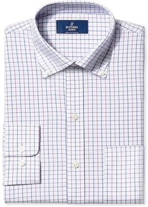 Buttoned Down Men's Classic Fit Button-Collar Non-Iron Dress Shirt