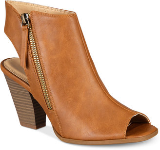 Esprit Belize Block-Heel Dress Sandals $59 thestylecure.com