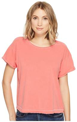 Joe's Jeans Hunter Crop Tee Women's T Shirt